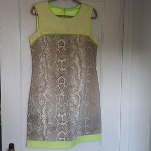 TAHARI Demitra Dress